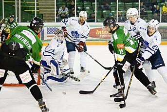 Amedia satser på ishockey