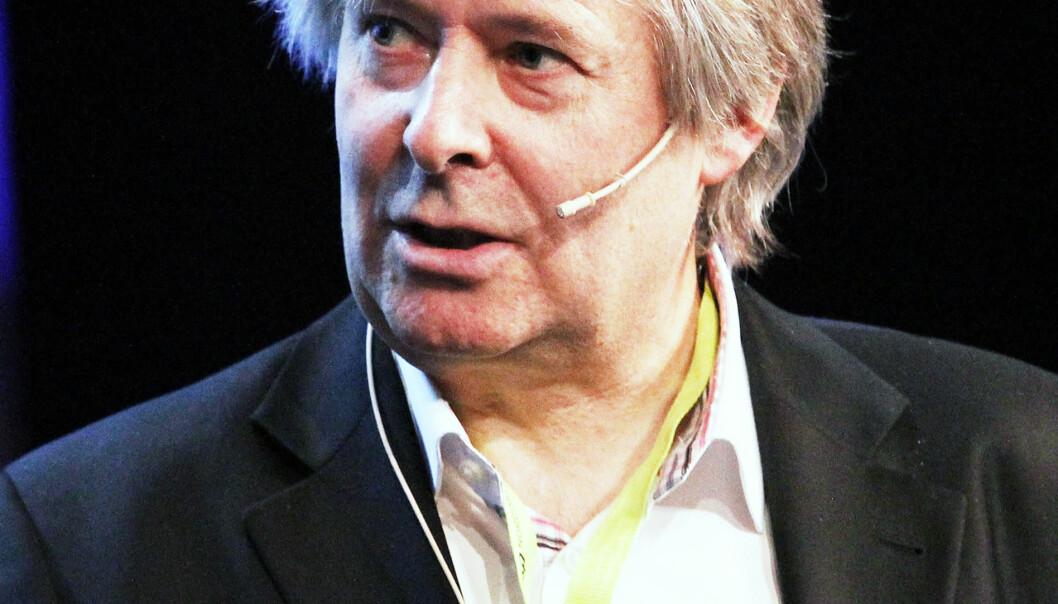 VG-sjef Torry Pedersen. Foto: Birgit Dannenberg