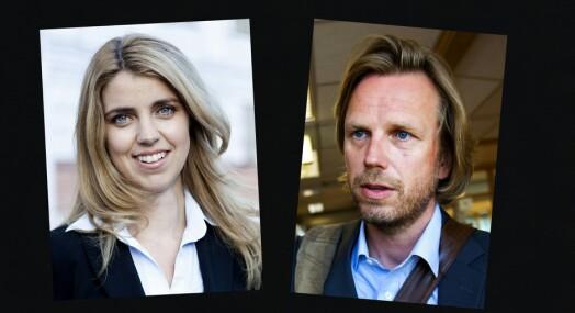 Kjemper om toppjobb i NRK