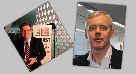 Næringslivs=journalist i E24 eier 1 prosent av Norges=gruppen