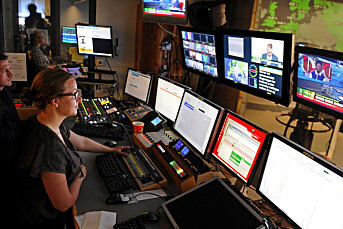 Kommersielt tv øker inntektene mer enn NRK