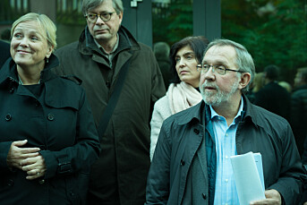 Redaktører fulgte statsråd til synagoge, kirke og moské
