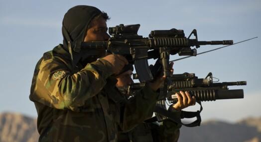 Taliban: TV-stasjoner er militære mål