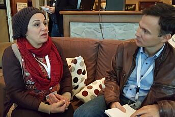 Tunisisk journalist tror fredsprisen vil sikre pressefriheten og demokratiet
