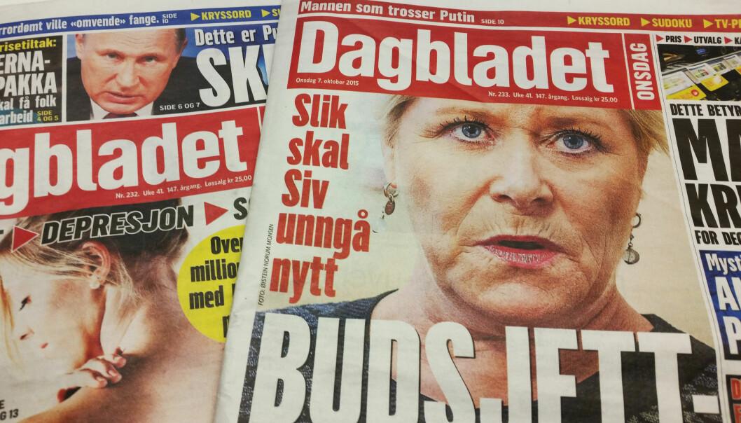 Fristen for å søke sluttpakker i Dagbladet er satt til 14. dresember.