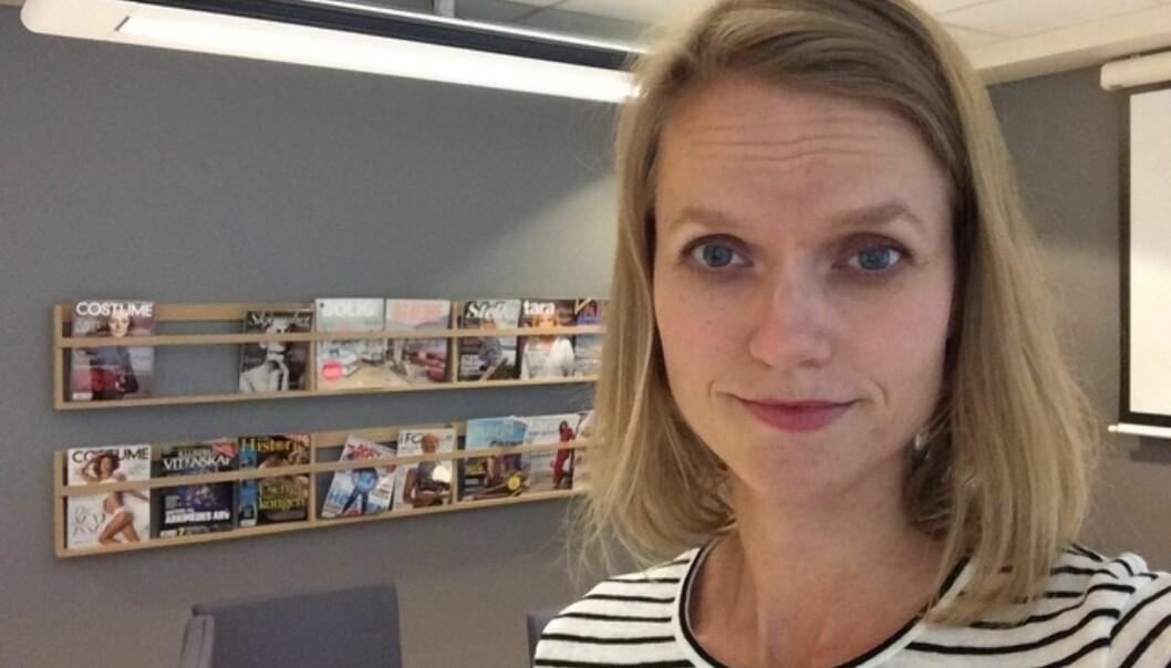 Siri Høstmælingen, leder av redaksjonsklubben i Bonnier Media, er ikke nådig i sin kritikk av ledelsen.