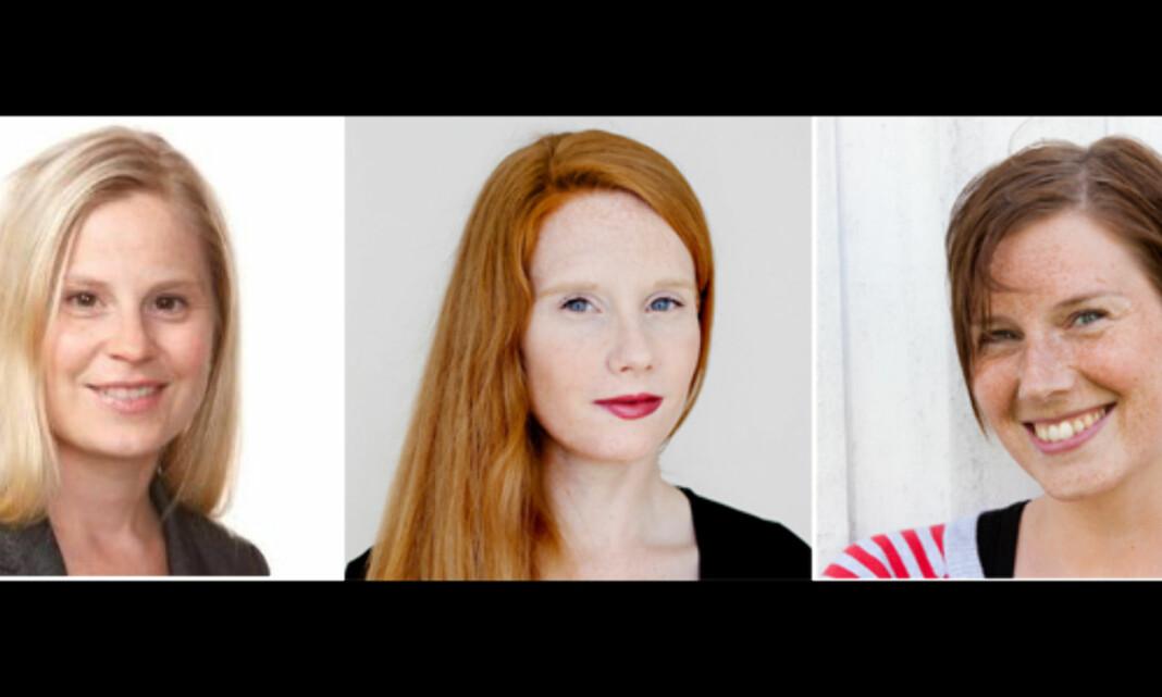 En av disse blir snart kåret til årets kvinnelige medieledertalent