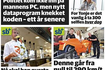 Den merkverdige VG-fiseringen av lokalavisene