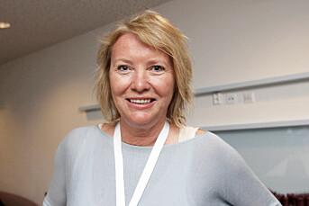 Etter 12 år bytter Marie Simonsen jobb, men redaktør skal hun fortsatt være