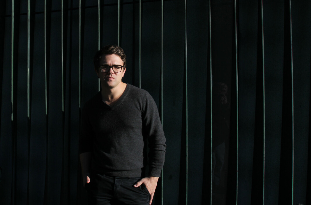 Vegard Venli har de siste årene jobbet med flere store graveprosjekter i NRK.