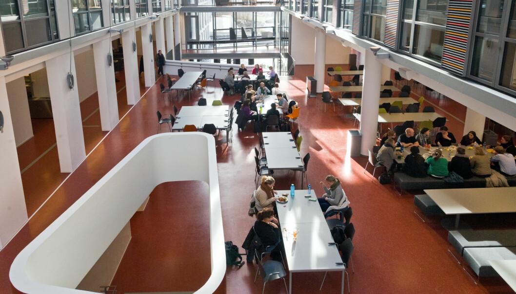 Studentene ved de fleste journalistutdanningene i landet virker å være godt fornøyd med studiene. Foto: Høgskolen i Oslo og Akershus.