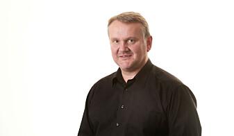 John Arne Moen, sjefredaktør og adm.dir i Trønder-Avisa og adm.dir i TA-konsernet.