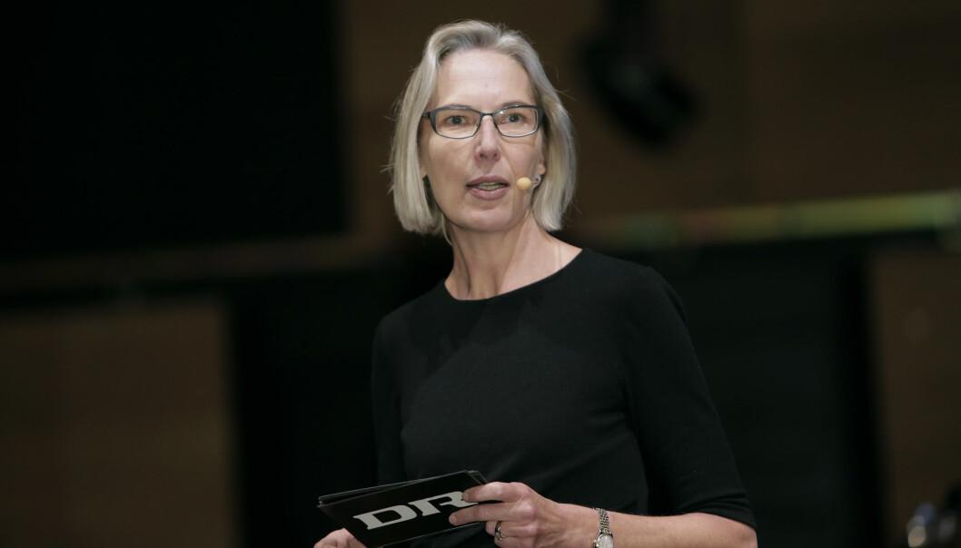 Maria Rørbye Rønn, generaldirektør i Danmarks radio.