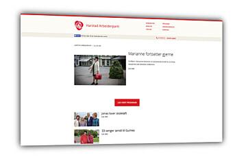 Arbeider=partiet stjal innhold fra Harstad Tidende