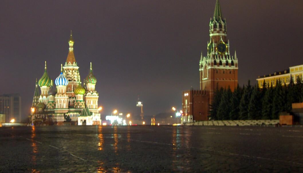 Den røde plass i Moskva. Foto: Vicente Villamón/Flickr.com