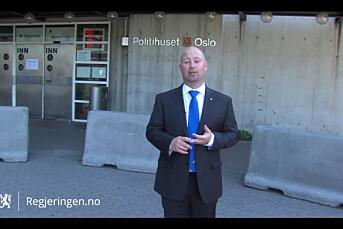 Anundsens råfilm vises med filmforbud