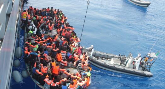 Er dette flyktninger eller migranter?