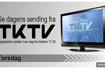Tidens Krav må legge ned TV-stasjon. Ikke lenger kjernevirksomhet, mener Amedia