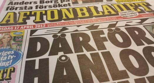 I 2017 går siste Aftonbladet av pressa, spår svensk medieutredning. Trenden er overførbar til Norge