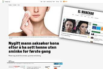 Satire lurte TV2.no, som igjen lurte leserne