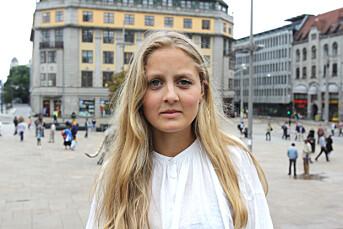 Faktisk henter Mina Liavik Karlsen fra Dagbladet og Eva Akerbæk fra NRK