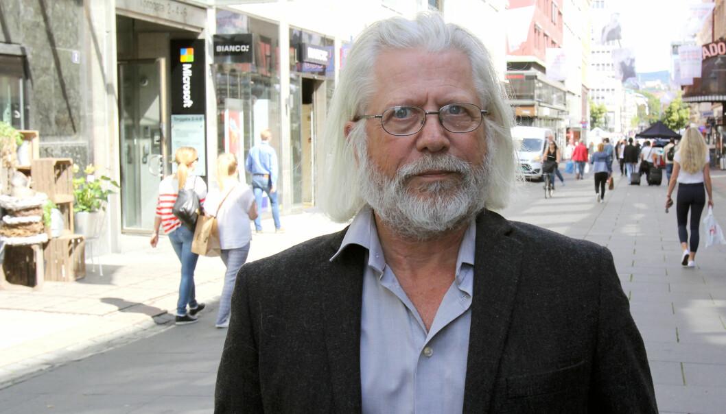 Helge Øgrim. Foto: Glenn Slydal Johansen