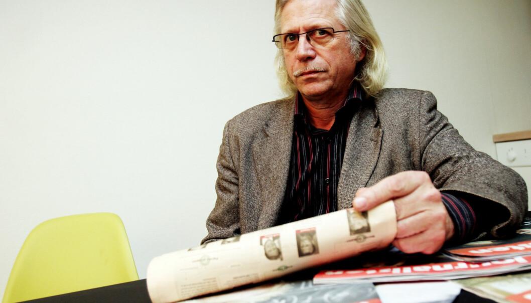 Helge Øgrim. Foto: Birgit Dannenberg