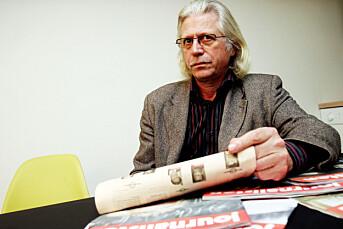 Rolness anklager Journalistens redaktør for plagiat