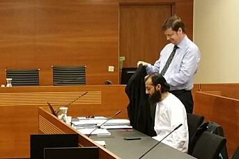 Ikke strengere straff for Hussain
