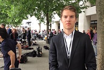 Atle Jørstad (30) blir leder for VGs Rampelys