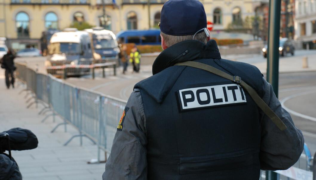 Det nye nødnettet skaper store utfordringer i kommunikasjonen mellom politiet og mediene. Foto: Politiet/Torgny Alstad/Flickr.com