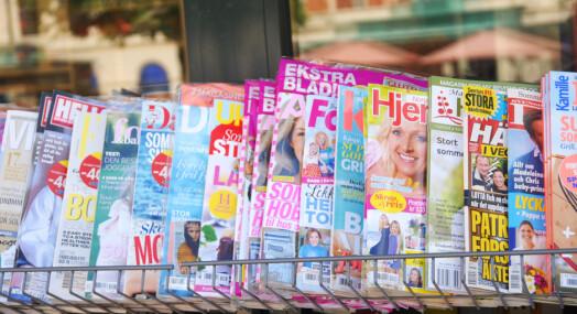 Retter sterk kritikk mot magasinbransjen