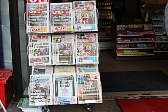 Halvparten av oss følger nyheter tett