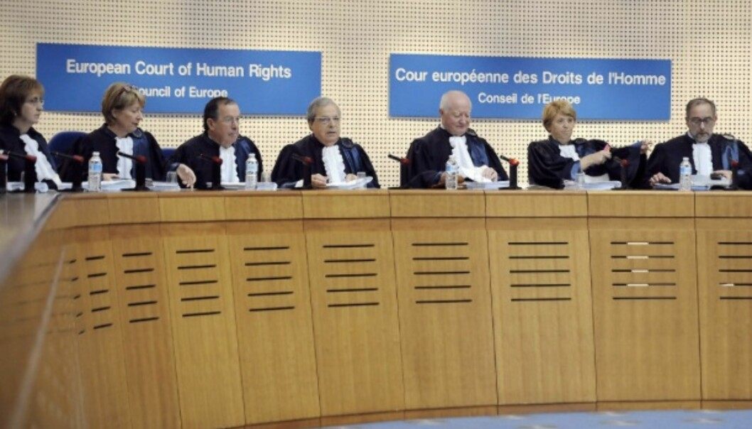 Den europeiske menneskerettsdomstolen har avgjort at ulovlige ytringer i kommentarfeltene skal fjernes