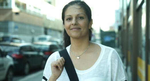 Jeanette møtte Presse=forbundet – Hadia Tajik neste stopp