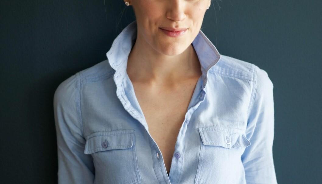 Mote- og livsstilsblogger Tine Monsen risikerer å bli felt i PFU dersom noen klager inn bloggen hennes. Foto: Tine Monsen