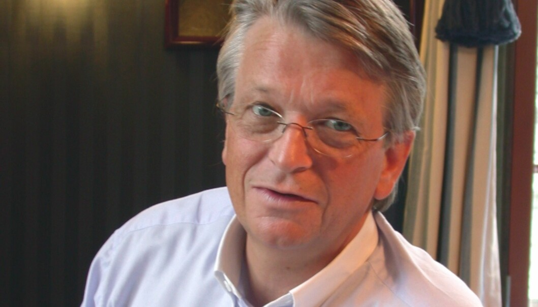 Øystein Meland, advokat og daglig leder av Bergens Rederiforening, mener det kritiske søkelyset på Bergen-ordfører Trude Drevland er helt ute av proporsjon. Foto: Bergens Rederiforening