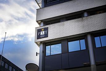 Sterke reaksjoner på PSTs beslag hos Ulrik Imtiaz Rolfsen