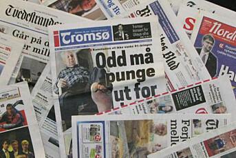 Vi har ikke hatt flere aviser siden mellomkrigstiden