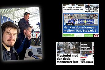 Tromsø-konkurrenter sammen om lokalfotball
