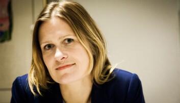 Kristine Foss, jurist i Norsk Presseforbund. Foto: Kathrine Geard