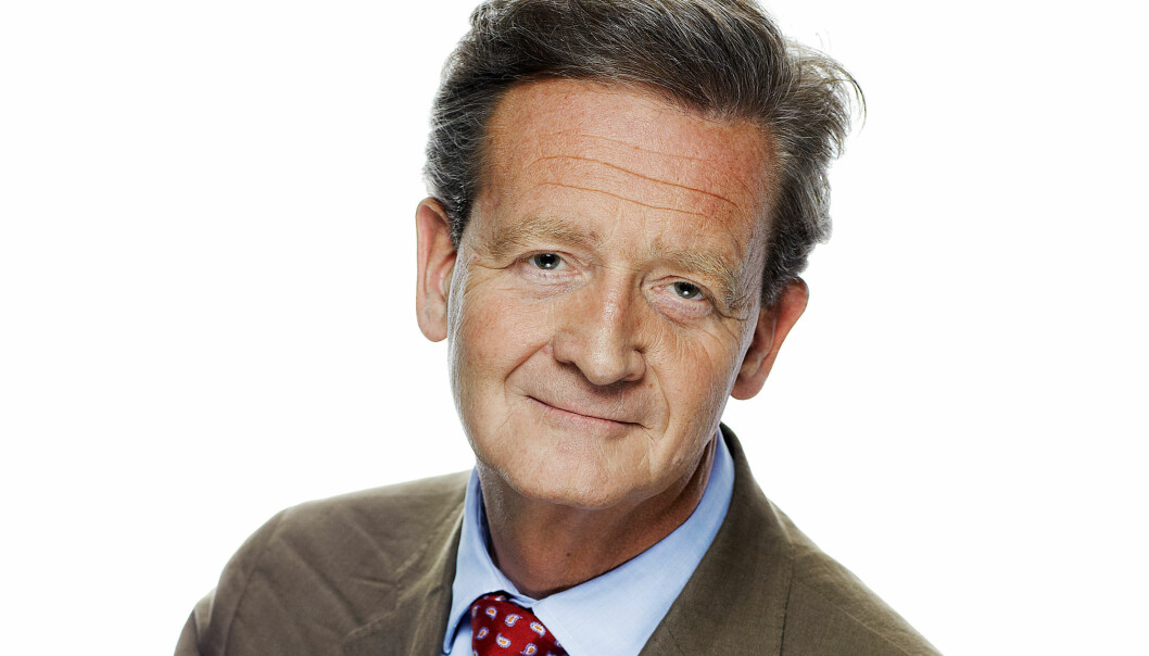 Hans Geelmuyden vil ha større åpenhet om hvem som kjøper tjenester fra PR-byråene. Det får han så langt ikke flertallet i bransjen med seg på. Foto: Bård Gudim.