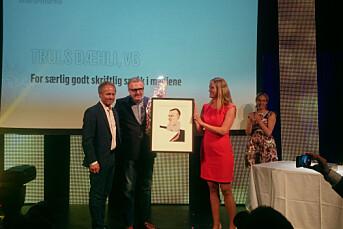 Truls Dæhli vant NTBs språkpris