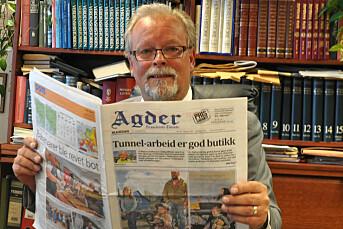 Agder inn i Nordsjø Media