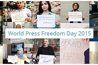 86 prosent av verdens befolkning lever i land uten en fri og uavhengig presse