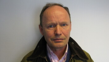 Leder av redaksjonsklubben i Egmont Publishing, Alexander Berg jr. Foto: Bjørn Åge Mossin