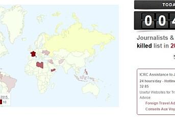 Bortførte journalister drept i Libya
