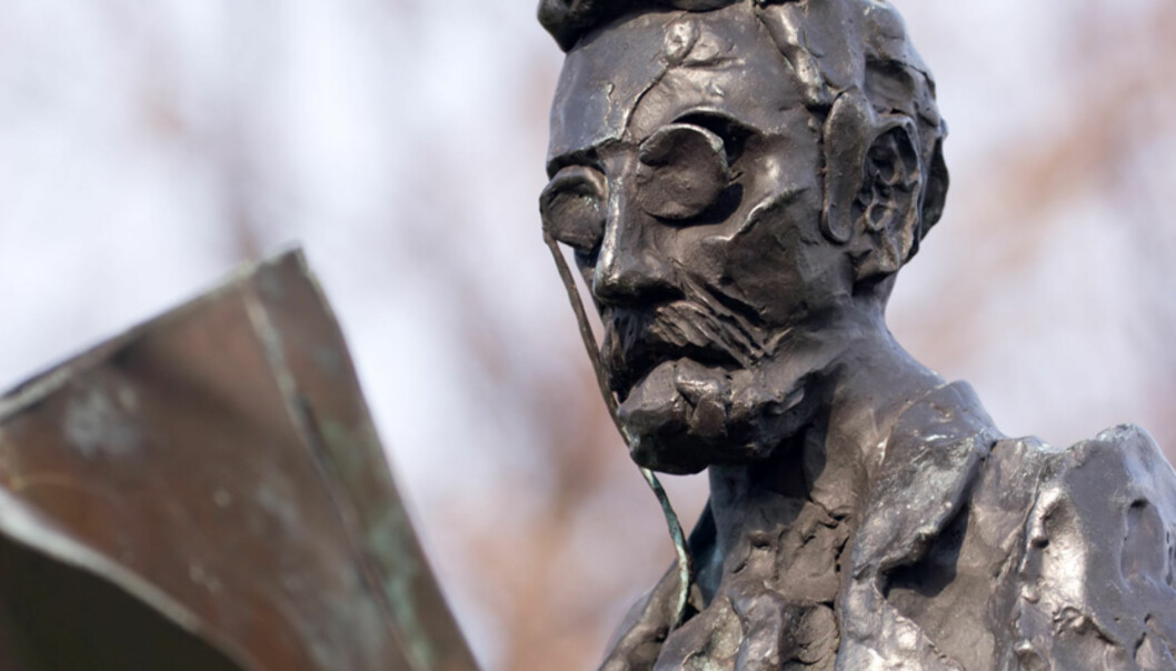 Joseph Pulitzer var en ungarsk-amerikansk publisist som fikk Pulitzer-prisen oppkalt etter seg. Foto: Pete Toscano/Flickr