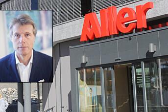 Ny toppsjef i Aller Norge