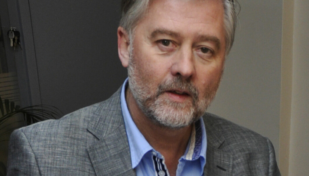 Bjørn Larsen ønsker å korrigere Kristin Monstads bruk av lesertall. Foto: Byavisa